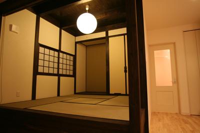 山本様和室